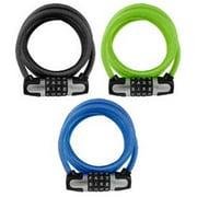 Howard Berger Co. CL-605-A1 WLX Bike Lock 8.0x5.0x1.5 Asst