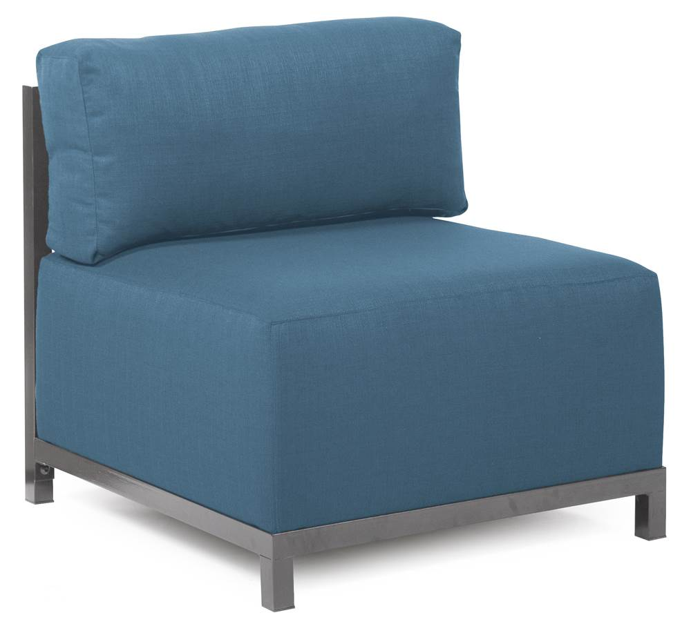 Chair in Turquoise by Howard Elliott Collection