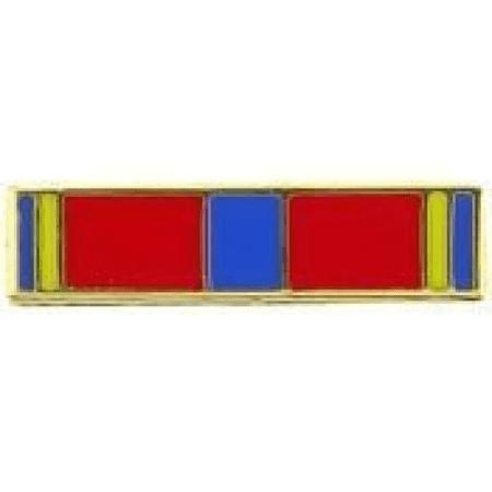 United States Armed Forces Mini Award Ribbon Pin - USN Navy Reserve Merit