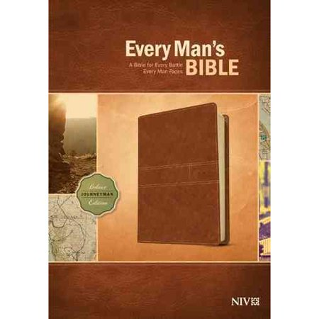 Every Mans Bible: New International Version, Journeyman Edition by