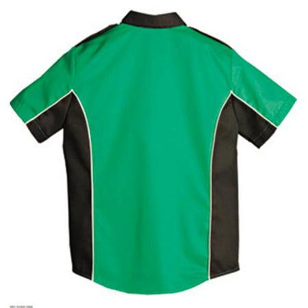 5f46dec9 J America J8138-Forest Green-XL Ladies Glitter T-Shirt - Extra Large ...