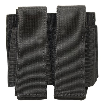 Double 40mm Tactical MOLLE PALS Grenade Pouch Holster Case Shell (Molle Grenade)