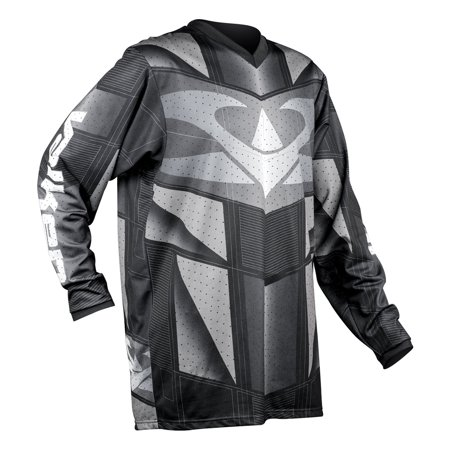 Valken Fate EXO Paintball Jersey - Grey