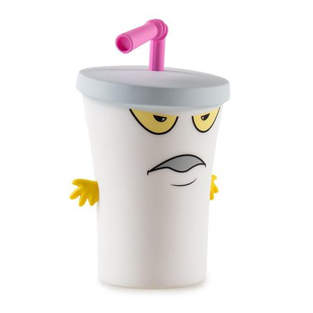 Adult Swim Series 2 Master Shake Mystery Minifigure [No Packaging]