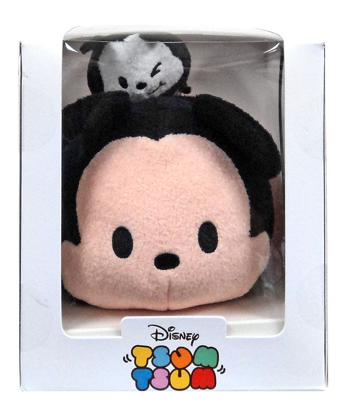 Disney Tsum Tsum Mickey Mouse & Oswald Rabbit Plush Set [Subscription Box] by