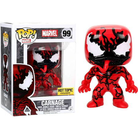 Funko POP! Marvel Carnage Vinyl Bobble