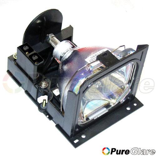 Mitsubishi LVP-X70B OEM LAMP - Original Bulb with Generic Housing Projector Lamp