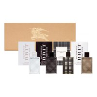 Burberry Travel Collection 4 Piece Gift Set for Men