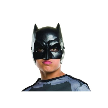 Child's Batman V Superman Dawn Of Justice 1/2 Batman Mask Costume Accessory - Two Face Mask Batman