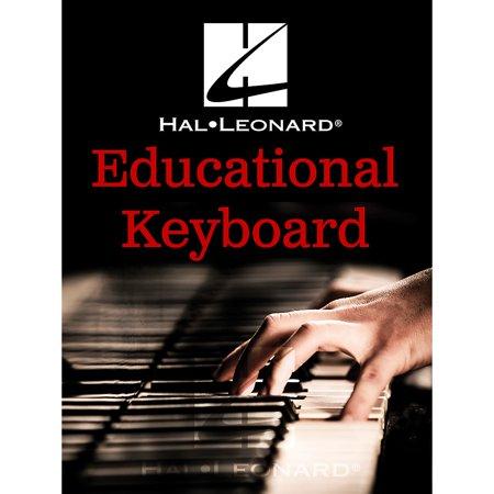SCHAUM Dance of the Hours Educational Piano Series - Drum Piano White Gloss
