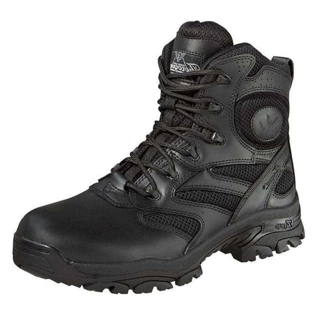 "Thorogood Work Boots Mens 6"" Deuce Uniform Tactical Black 834-6186"