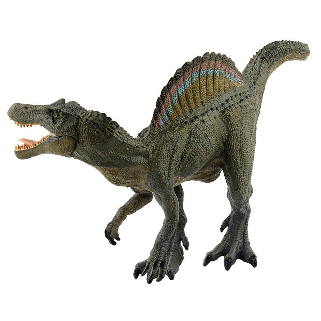 Large Spinosaurus Figure Realistic Dinosaur Model Birthday Kids Boys Toy