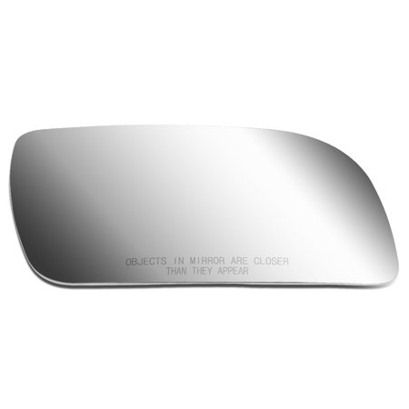 For 1985 to 2005 Chevy Astro / GMC Safari Right Side Door Rear View Mirror Glass Replacement Lens 86 87 88 89 90 91 92 93 94 95 96 97 98 99 01 02 03 04 Right Rear Door Shell