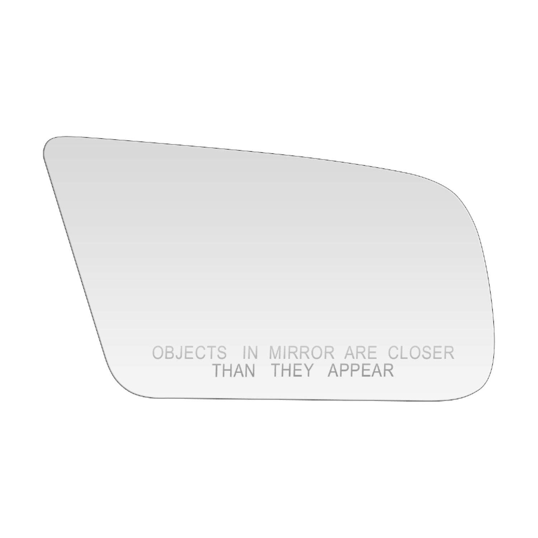 Passenger Side Power Non-Heated Replacement Mirror MI-2085