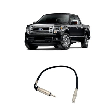 Ford F-150 Truck 2007-2014 Factory Stereo to Aftermarket Radio Antenna - Ford Radio Antenna