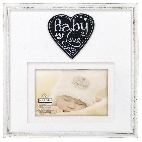 Malden Baby Love Picture Frame