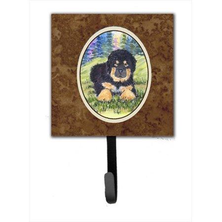 Tibetan Mastiff Leash Holder Or Key Hook - image 1 de 1