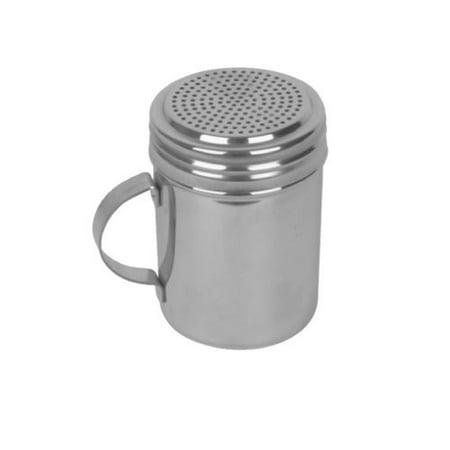 Titanium Dredge (Thunder Group Inc. 10 Oz Dredge with Handle Salt and Pepper Combination )