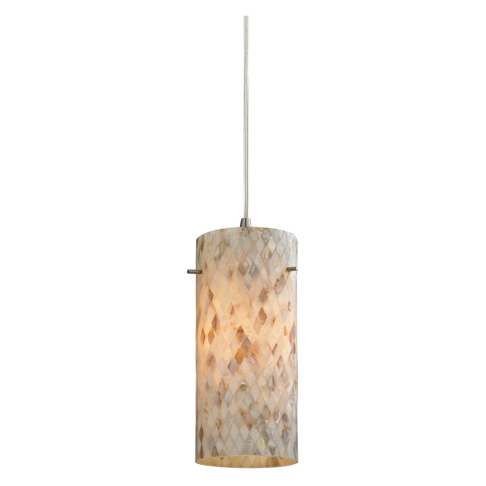 Elk Lighting Capri 10442-1 Pendant Light