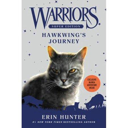Warriors Super Edition: Hawkwing's (Warrior's Spear)