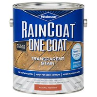 Zinsser & Co 288340 1 Gallon Red Wood Transparent Stain