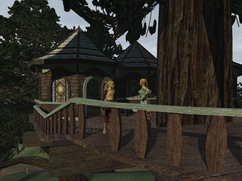 Roblox Portable Treehouse Everquest Ii Destiny Of Velious Pc 41872 Walmart Com