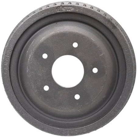 Drum Assembly (ACDelco 18B8 Professional Durastop Rear Brake Drum Assembly)