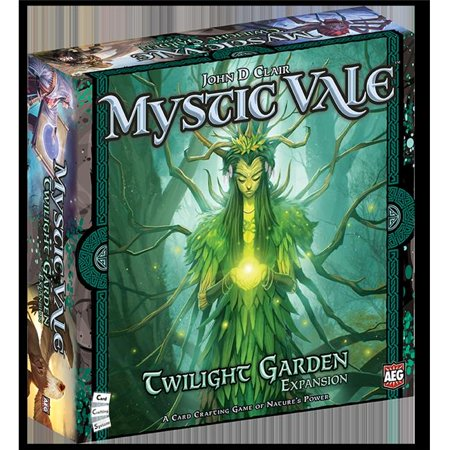 Alderac Mystic Vale Twilight Garden Card Game