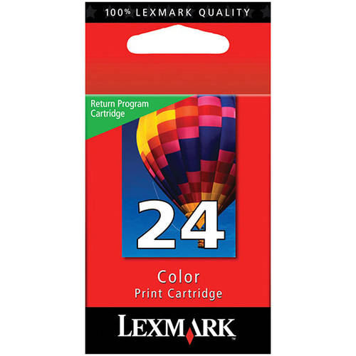 Lexmark 24 Color Print Cartridge