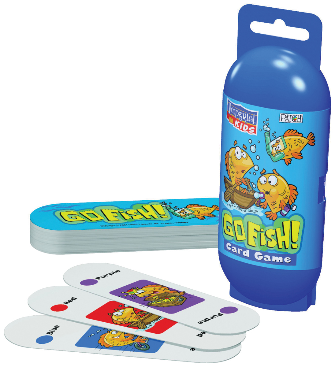 Go Fish! Card Game-