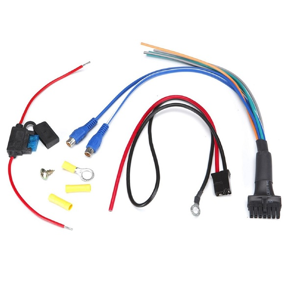bazooka rsa hp awk replacement wiring harness for rsa or rsa hp rh walmart com Kenwood Wiring Harness Kenwood Wiring Harness