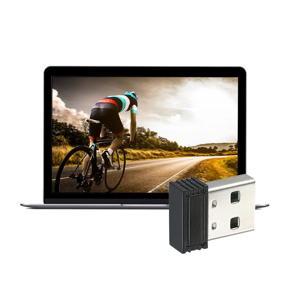 USB Stick Adapter Dongle für Garmin Sunnto Zwift Wahoo Bkool Mini Tragbar ANT
