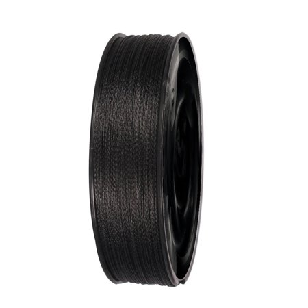 4 Strands Braided Knitted 100M Fishing Line Super Strong PE Abrasion Resistant Lines for Saltwater Freshwater 12-80LB ()