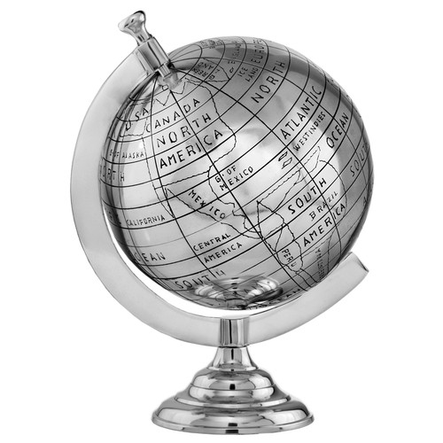 Modern Day Accents Extra Large World Globe