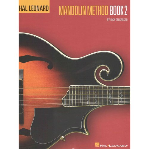 Hal Leonard Mandolin Method by
