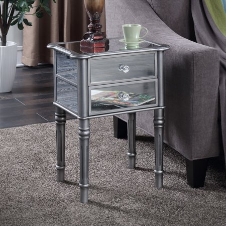 Convenience Concepts Gold Coast Mayfair End Table, Multiple Finishes ()