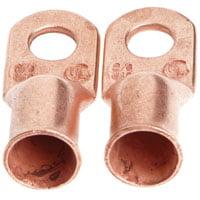 Forney 60098 Cable Lug, NO 2/0, Premium Copper