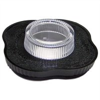 Waring Blender Jar Lid, Cloverleaf-Shaped 4315
