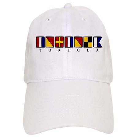 c33459c86acd8 CafePress - Nautical Tortola - Printed Adjustable Baseball Cap - Walmart.com
