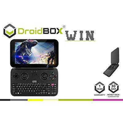 Droidbox Gpd Win Jan10 Update Windows Powered Gaming Portable Console 5 5 Ogs Lcd Display  Up To 2 4Ghz Cpu  4Gb Ram  64Gb Rom