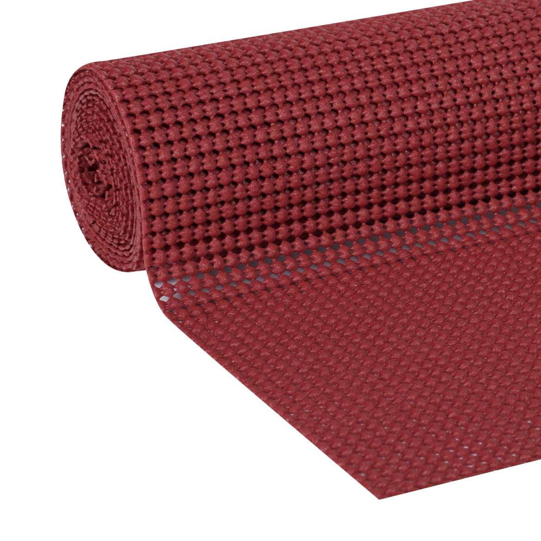 Duck Brand Select Grip Easy Liner Brand Shelf Liner - Red Sedona, 20 in. x 6 ft.