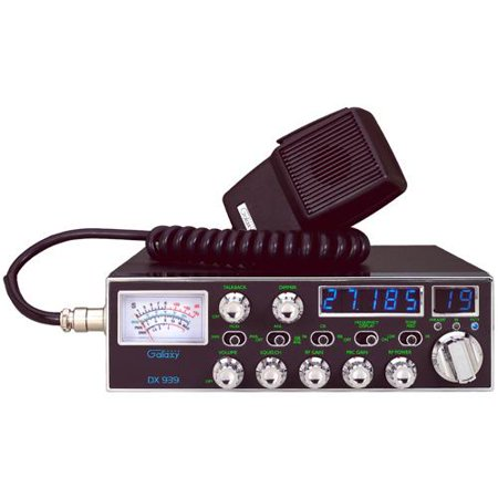 Galaxy DX-939 CB Radio by