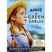 Anne of Green Gables: The Kevin Sullivan Restoration: The Complete Four Part Film Collection by SULLIVAN HOME ENT