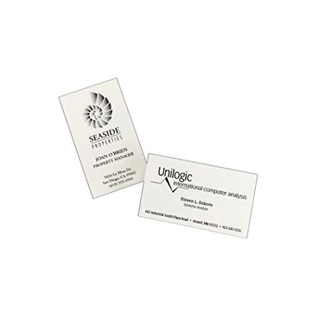Avery business cards for laser printers 5376 ivory uncoated pack avery business cards for laser printers 5376 ivory uncoated pack of 250 colourmoves