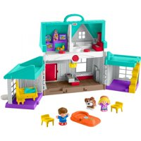 Little People Big Helpers Home with Interactive Songs & Sounds