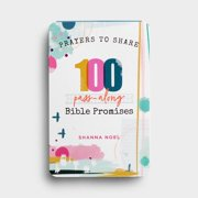 Prayers to Share 100 Bible Promises: 100 Pass- Along Bible Promises (Paperback)
