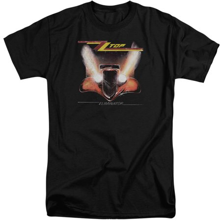 Zz Top Eliminator Cover Mens Adult Big And Tall Shirt