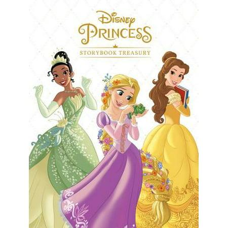 Disney Princess Story Reader - Disney Princess Storybook Treasury