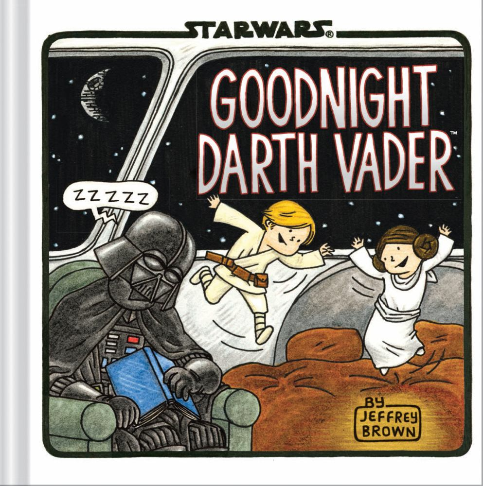 GOODNIGHT DARTH VADER PO