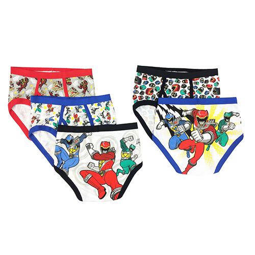 Boys Underwear 5 Pack